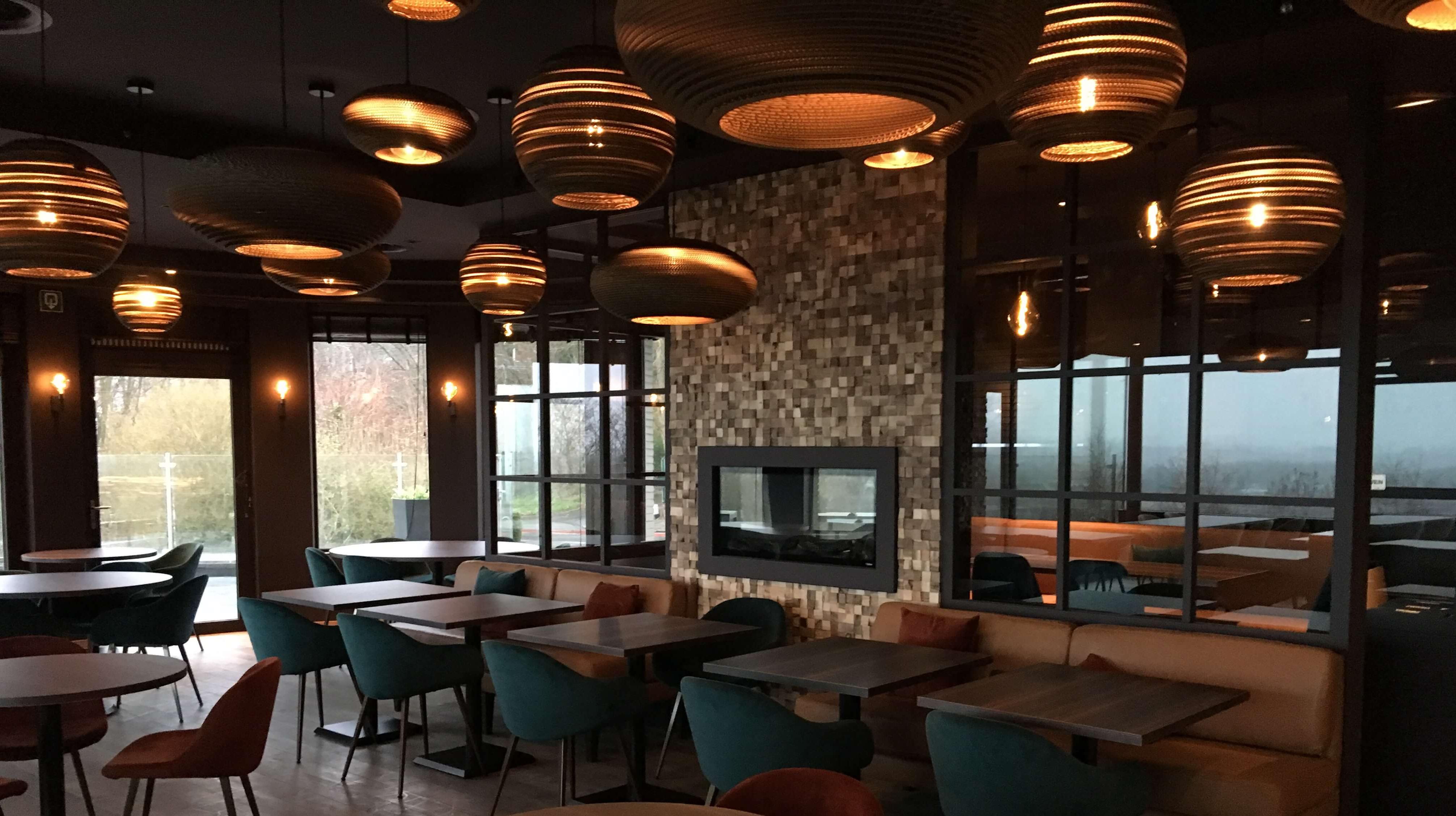Restaurant Belle Vue te Geraardsbergen helper
