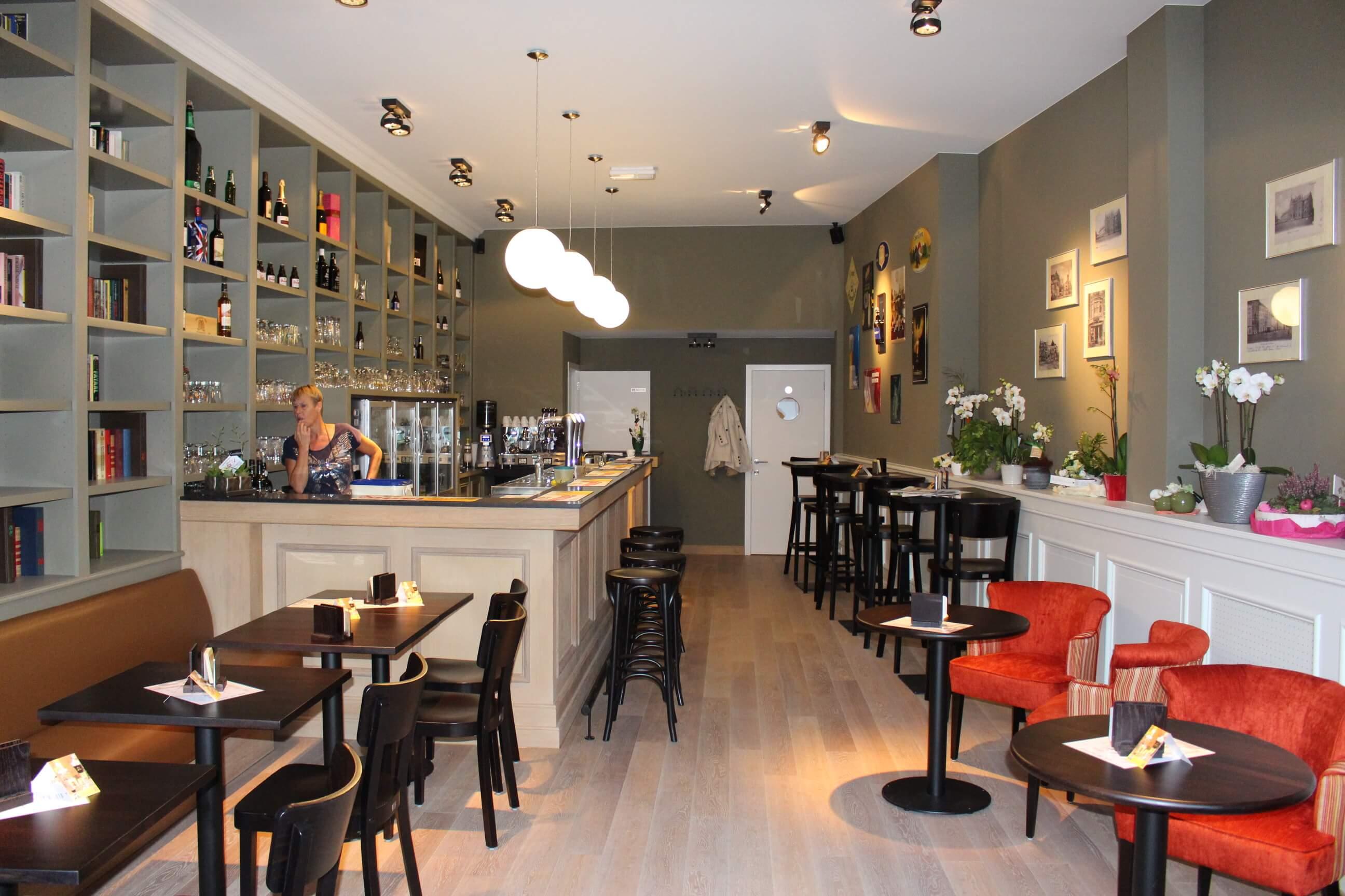 Café Justice Te Dendermonde helper