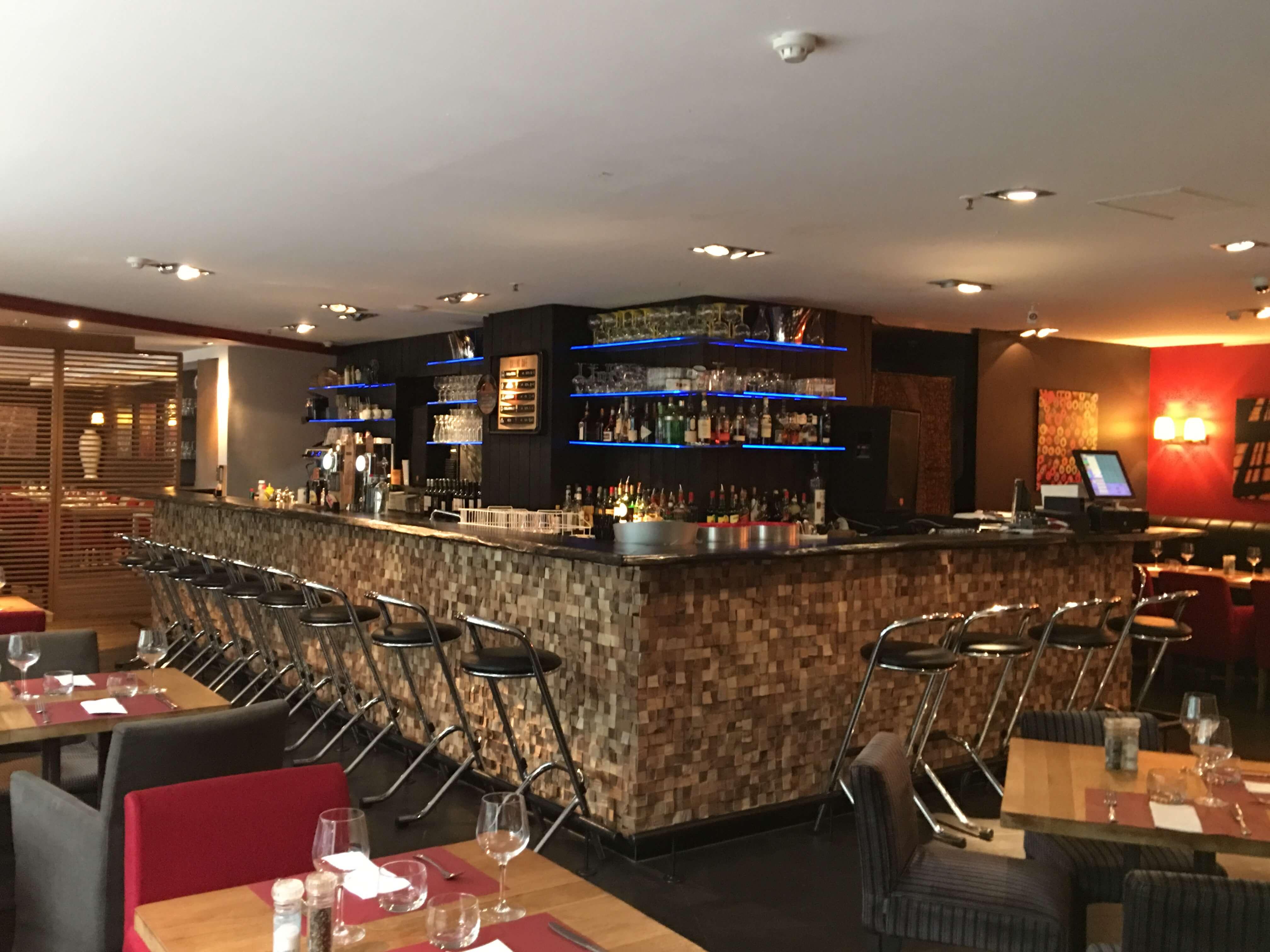 Brasserie Restaurant Callens Café – Louizalaan te Brussel helper